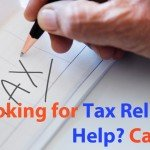 Tax Relief Help for Tax Debt Issues