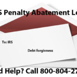 IRS Penalty Abatement Letter – How to Qualify