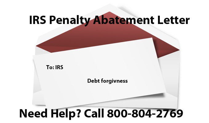 Partnership Late Filing Penalty Abatement Sample Letter