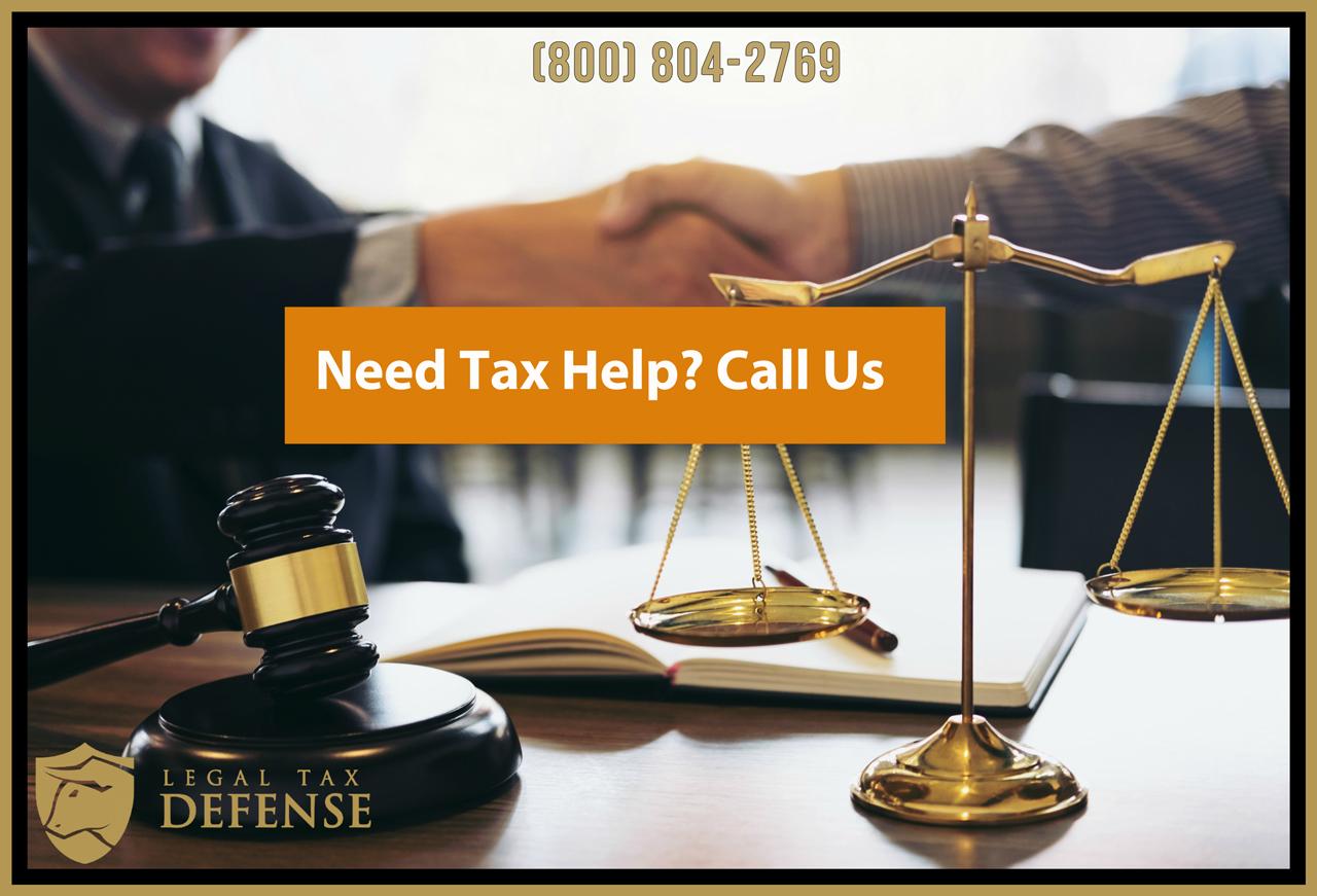 tax debt help for tax problems - legal tax defense